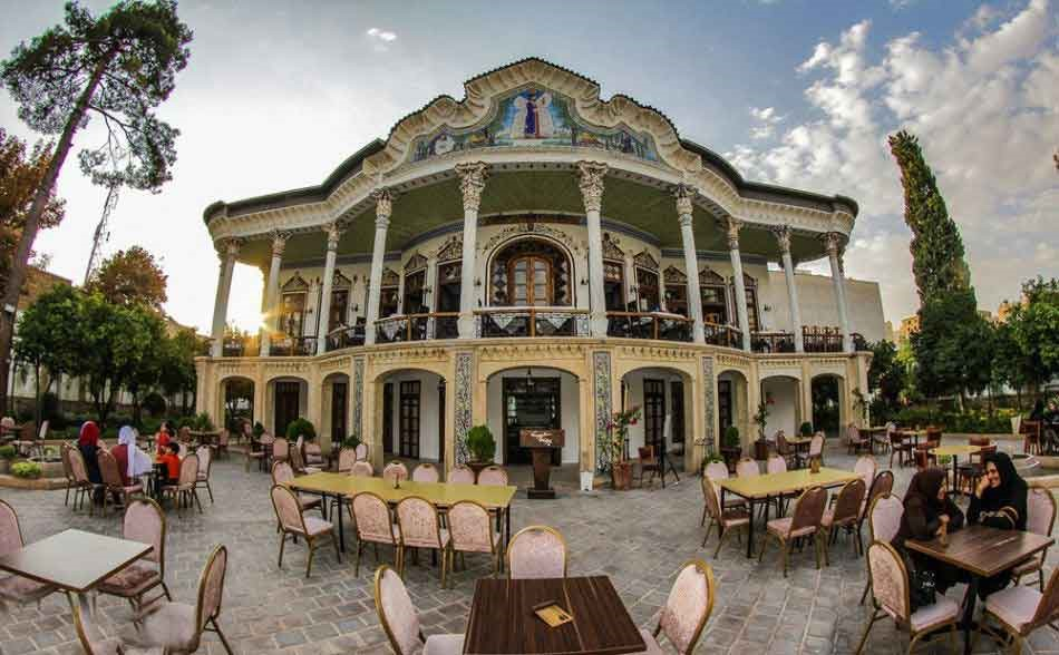 Shapouri House of Shiraz