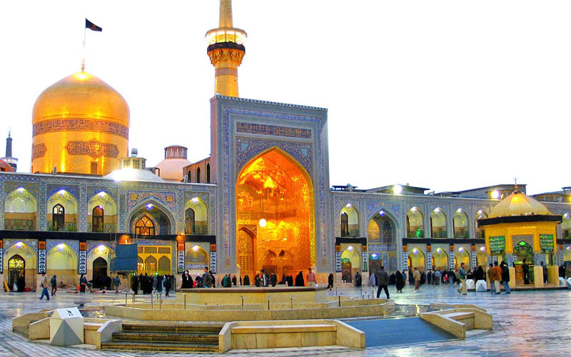 Imam Reza Shrine of Mashhad