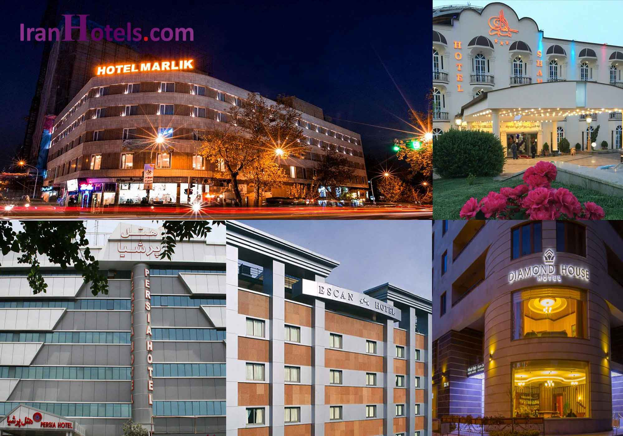 3 Star Hotels in Tehran